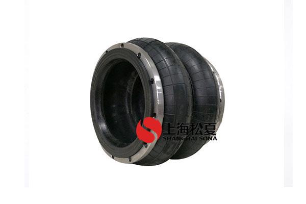 橡胶空气弹簧的本体结构及端封形式
