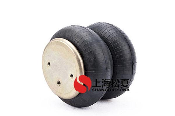 什么是橡胶空气弹簧隔振器?