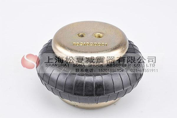 橡胶空气弹簧的构造基本原理