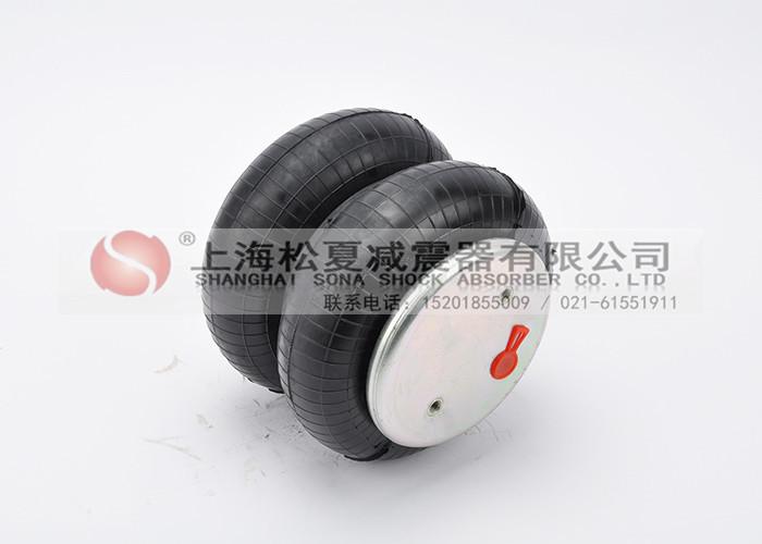 橡胶空气弹簧的原理