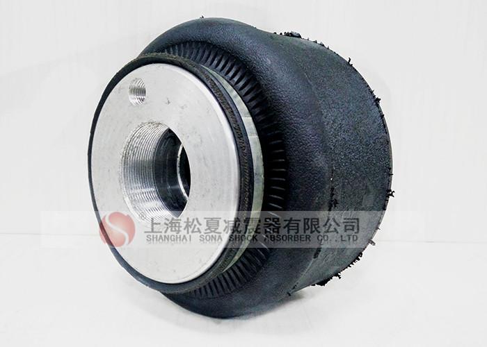 膜式橡胶空气弹簧提高减振效率