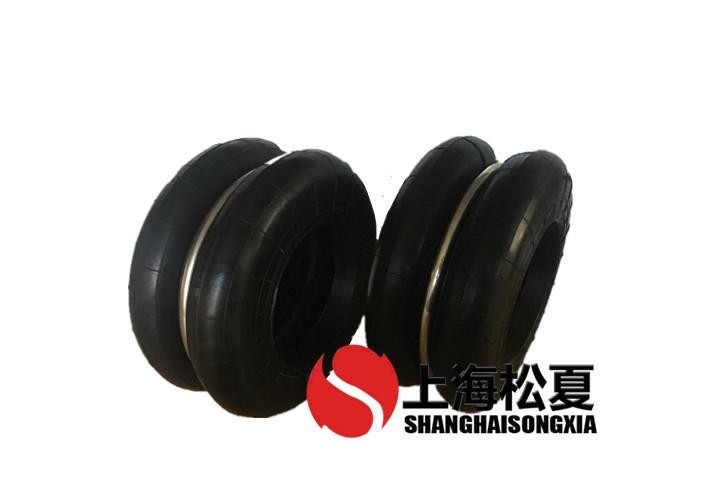 橡胶空气弹簧的结构设计工作原理